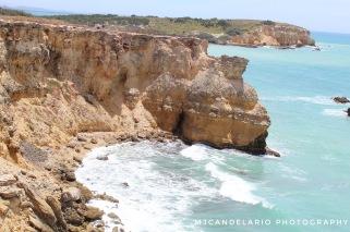 Acantilado Faro Cabo Rojo by Martín Candelario