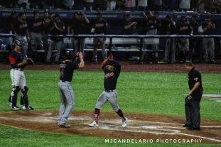 Boricuas de las Grandes Ligas Jugando en su Tierra by Martín Candelario
