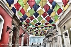 Calle Fortaleza, Viejo San Juan by Martín Candelario