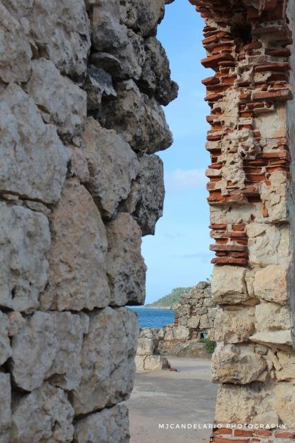 Ruinas Faro, Aguadilla by Martín Candelario