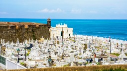 San Juan, cementerio by Karelis Hernández