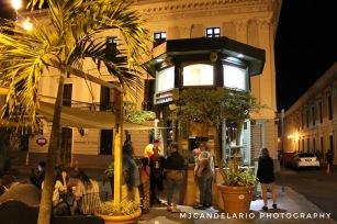Cafe Plaza de Armas, Viejos San juan by Martín Candelario