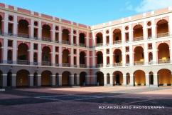 Cuartel de Ballajá by Martin Candelario